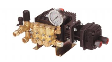 Hypro 1800 Series Hydraulically Driven Pump Part No: HY1805C